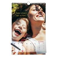 Kalender Hochformat