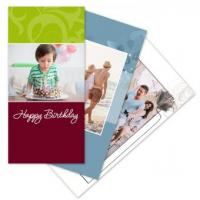 Einzelkarte Echtfoto inkl. Kuvert