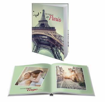 fotodarling Fotobuch Hochformat A4 Hardcover Hochglanz | Digitaldruck Samtmatt