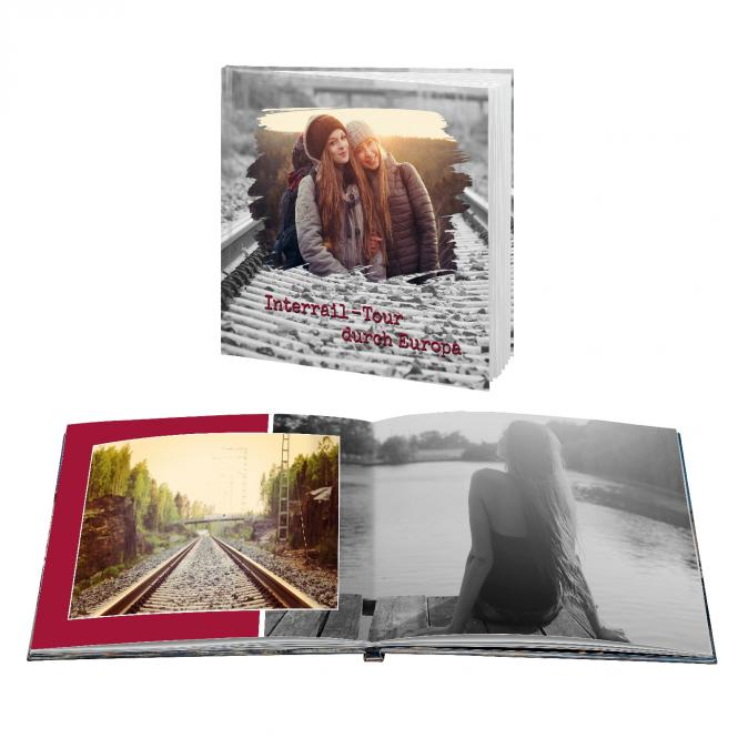 fotodarling Fotobuch Quadratisch