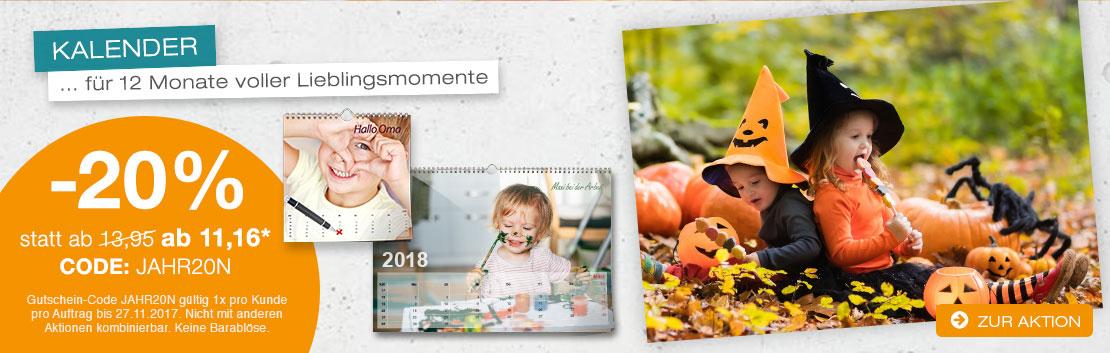 Fotodarling Kalender Aktion