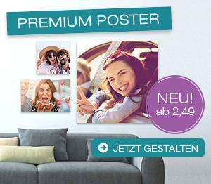 NEU: fotodarling Premium Poster