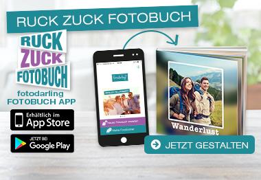 fotodarling Ruck Zuck Fotobuch